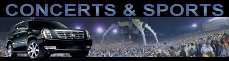 Concert & Sporting Miami Limo Service