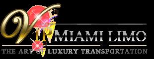 VIP Miami Limo Service Logo