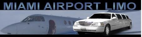 Miami Airport Limo Service