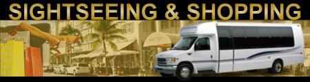 Sightseeing Tours Limo Service Miami
