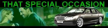 Special Occasion Miami Limo Service