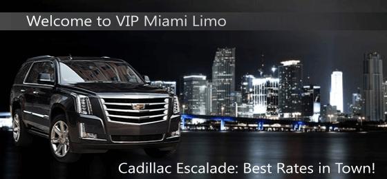 VIP Miami Limo Service